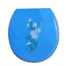 Καπάκι Μαλακό Τουαλέτας Μπλε Ry-3001 Al001969 OEM