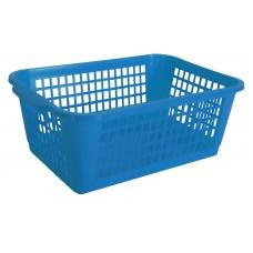 Καλαθι Κουζινας Μικρο Πλαστικό 471 Μπλε OEM 1747103 19,5x29x10,5υψ