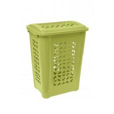 Καλάθι Απλύτων Keeeper Per 60Lt FΕRN GREEN 45x34x60υψ 2506001