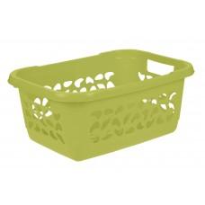 Λεκάνη Απλύτων Keeeper Jost Fern Green 32lt 55x40x23υψ No 10780