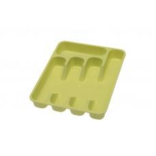 Κουταλοθήκη Πλαστική 5 Θέσεων Keeeper Pablo Fern Green 33, 5x26, 5x5υψ Νο 10162