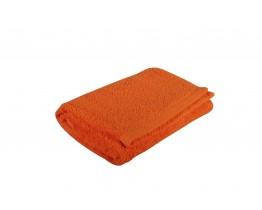 Πετσέτα Προσώπου 100% Βαμβάκι 400gr Μονόxρωμη 50x85εκ OEM 002.318 - Πορτοκαλί