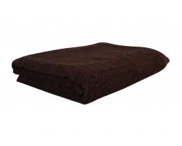 Πετσέτα Μπάνιου 100% Βαμβάκι 400gr Μονόxρωμη 70x130εκ OEM 002.319 - Καφέ