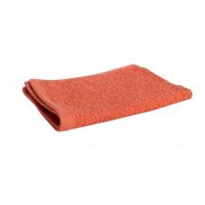 Πετσέτα Χεριών 100% Βαμβάκι 400gr Μονόxρωμη 30x45εκ OEM 002.320 - Κεραμιδί