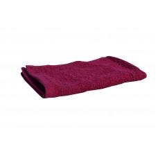 Πετσέτα Χεριών 100% Βαμβάκι 400gr Μονόxρωμη 30x45εκ OEM 002.320 - Μπορντώ