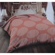 Κουβέρτα Βελουτέ Εμπριμέ Διπλή MINK 001.013 200x240εκ Sap-10