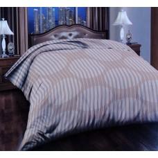 Κουβέρτα Βελουτέ Εμπριμέ Διπλή MINK 001.013 200x240εκ Sap-5