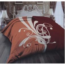 Κουβέρτα Βελουτέ Εμπριμέ Διπλή MINK 001.013 200x240εκ Sap-6