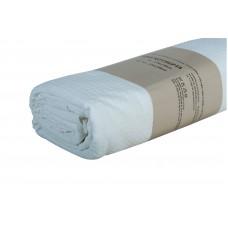 Κουβερτα Πικε Μονή 170x250εκ Μονοxρωμη Υποαλλεργική OEM 001.085 - Άσπρη