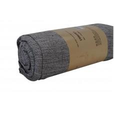 Ριxταρι Πολυθρόνας Βαμβακερό Υποαλλεργικό 170x170 Melange OEM 009.011 - Καφέ