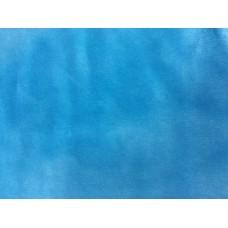 Κουβέρτα Βελουτέ Μονόχρωμη Γαλάζια Υπέρδιπλη MINK DELUXE 001.069 220x240εκ