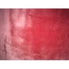 Κουβέρτα Βελουτέ Μονόχρωμη Σάπιο Μήλο Υπέρδιπλη MINK DELUXE 001.069 220x240εκ
