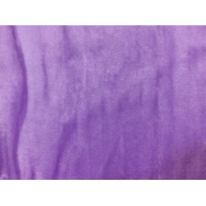 Κουβέρτα Βελουτέ Μονόχρωμη Λιλά Υπέρδιπλη MINK DELUXE 001.069 220x240εκ