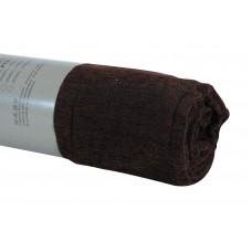 Ριχτάρι Σενίλ Πολυθρόνας Χειμερινό 009.035 Σκούρο Καφέ 170x170εκ