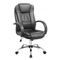 Καρέκλα Γραφείου - Πολυθρόνα Μαύρη Δερματίνη Success - ΑG2971-031 - Avant Garde