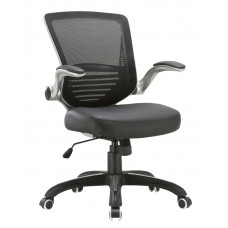Καρέκλα Γραφείου - Πολυθρόνα Μαύρη Focus - ΑG2971-021 - Avant Garde