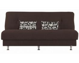 Καναπές - Κρεβάτι Τριθέσιος Καφέ Ύφασμα Jenna 01-1822 190x93εκ AG2622-365 - Avant Garde