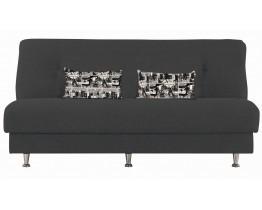 Καναπές - Κρεβάτι Τριθέσιος Γκρι Ύφασμα Jenna 01-1841 190x93εκ AG2622-360 - Avant Garde