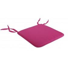 Μαξιλάρι Ρέλι Τετράγωνο Μονόχρωμο Φούξια 38x38x2εκ OEM ΚΖ7000-C4