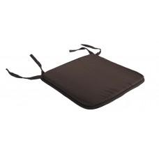 Μαξιλάρι Ρέλι Τετράγωνο Μονόχρωμο Καφέ 38x38x2εκ OEM ΚΖ7000-C6