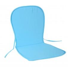 Μαξιλάρι Ρέλι Κιθάρα Μονόχρωμο Μπλε 45x76x2εκ. Πλάτη 40εκ ΚΖ7020-C2