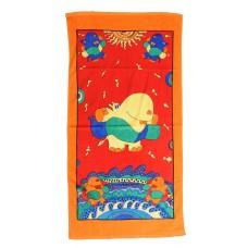 Πετσέτα Θαλάσσης Βελουτέ 29-2007 76x152εκ Παιδί