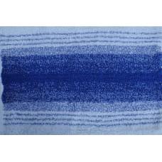 Πατάκι Μπάνιου Βαμβακερό Γαλάζιο-Μπλε 45x65εκ ΣΑΜΟΣ 32-1010