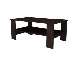 Τραπέζι Σαλονιού Wenge Alpino Liberta 100x55x41υψ 04-0151