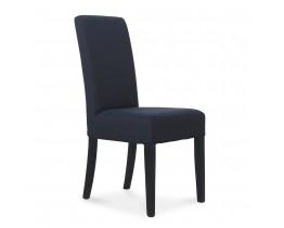 Καρέκλα Μαύρο Χρώμα Face Liberta 46x59x97υψ 03-0453