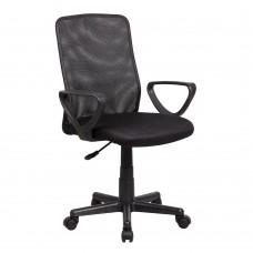 Καρέκλα Γραφείου Μαύρο Net Liberta 59x56x87/99υψ 25-0321