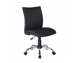 Καρέκλα Γραφείου Μαύρο College Liberta 48x53,5x90/100υψ 25-0410