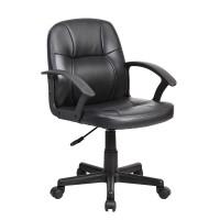 Καρέκλα Γραφείου Μαύρο Draft Liberta 50x54x85/97υψ 25-0043