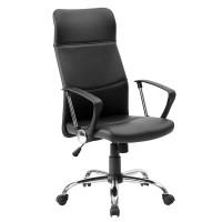 Καρέκλα - Πολυθρόνα Γραφείου Μαύρο More Liberta 58x60x108/118υψ 25-0334