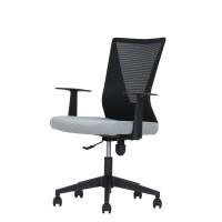 Καρέκλα Γραφείου Μαύρο-Γκρι Vita Liberta 61x60x92/104υψ 25-0437