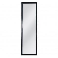 Καθρέφτης Τοίχου Μαύρο Promoto Liberta 34x2.2x124υψ 11-0251