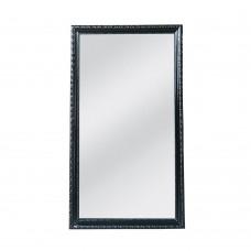 Καθρέφτης Τοίχου Μαύρο Promoto Liberta 34x2.2x62υψ 11-0252