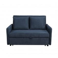 Καναπές - Κρεβάτι Διθέσιος Μπλε Pocket Liberta 134x101x82,5υψ 01-2135