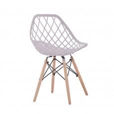 Καρέκλα ΡΡ Cream Χρώμα Tree Liberta 49x53x81,5εκ 03-0673