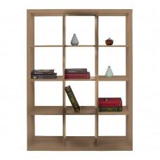 Βιβλιοθήκη Sonoma Kivos 112,2 Liberta 112,2x29,5x147,5υψ 24-0563