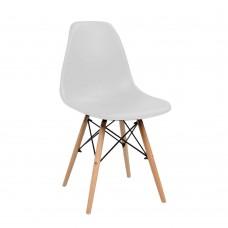 Καρέκλα Φυσικό - Λευκό ΡΡ Eiffel Liberta 42x51,5x81υψ 03-0748