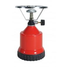 Καμινέτο Υγραερίου Με Πλαστική Βάση STYLE GAS Κόκκινο