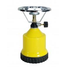 Καμινέτο Υγραερίου Με Πλαστική Βάση STYLE GAS Κίτρινο