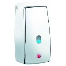 Σαπουνοθήκη - Dispenser Τοίχου Με Αισθητήρα 650ml Abs Χρώμιο Treviso Wenko 11x11x23υψ