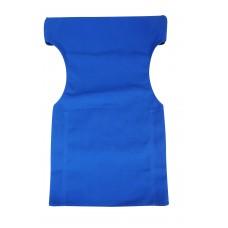 Πανί Καρέκλας Σκηνοθέτη Ανταλλακτικό Καραβόπανο 520gr/m2 - 54x45x80υψ - Κατ' Εξοχήν - Μπλε