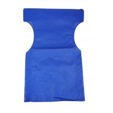 Πανί Καρέκλας Σκηνοθέτη Ανταλλακτικό Διάτρητο Pvc 600gr/m2 - 54x45x80υψ - Κατ' Εξοχήν - Μπλε