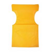 Πανί Καρέκλας Σκηνοθέτη Ανταλλακτικό Διάτρητο Pvc 600gr/m2 - 54x45x80υψ - Κατ' Εξοχήν - Κίτρινο