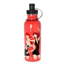 Μπουκάλι Ανοξείδωτο Με Πώμα 600ml Ladies Ecolife Φ7,5x25υψ 33-BO-1001
