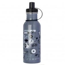 Μπουκάλι Ανοξείδωτο Με Πώμα 600ml Trends Ecolife Φ7,5x25υψ 33-BO-1002