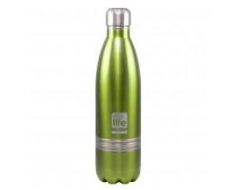 Μπουκάλι Θερμός Ανοξείδωτο 750ml Πράσινο Ecolife 33-BO-3001