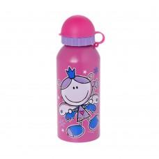 Μπουκάλι Παιδικό Ανοξείδωτο 450ml Girls Decor Ecolife 33-DE-002